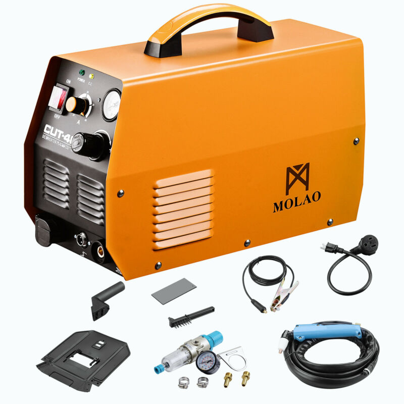 Plasma Cutter Digital Inverter 120/230V Voltage Performance Products 20-40 Amp