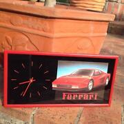 Ferrari Clock Works Perfect Karabar Queanbeyan Area Preview