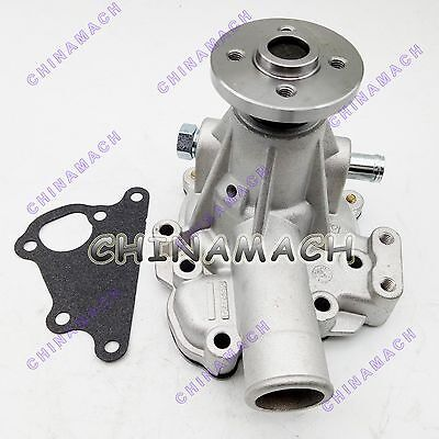 Water Pump U45010062 For Asv Rc30rc50rc60 Compact Track Loader