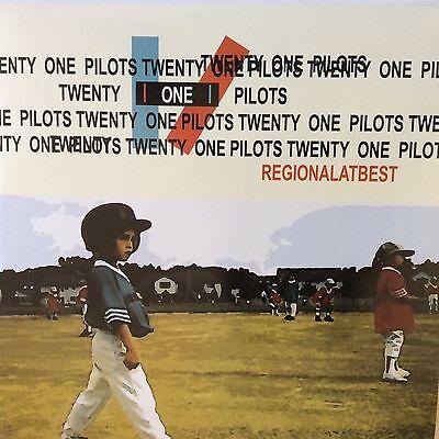 "TWENTY ONE PILOTS "" REGIONAL AT BEST NEW  VINYL ** NEW LP"
