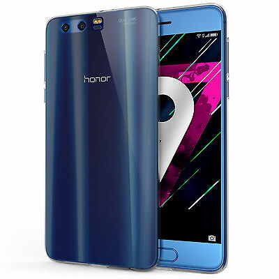 Ultra Slim Case For Huawei Honor 9 - Silicone Gel Best Back Mobile Phone Cover