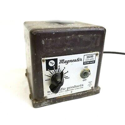 Scientific Products Magnestir S8290 Magnetic Laboratory Stirrer