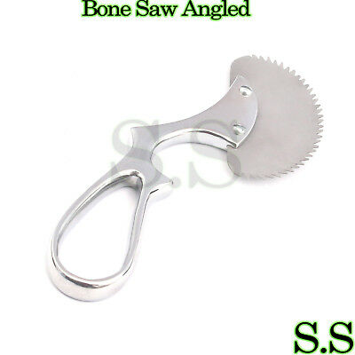 Bone Saw Angled Surgical Orthopedic Instruments 6 Veterinary