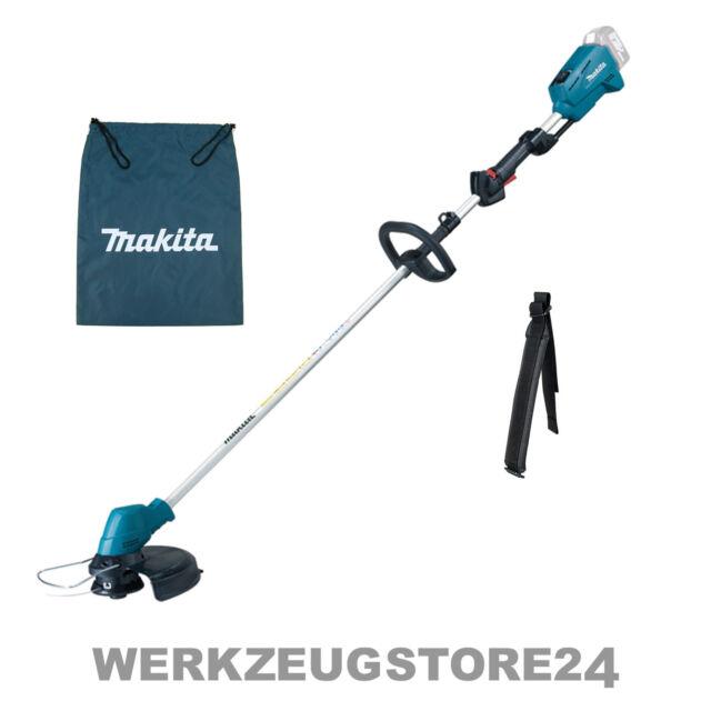 Makita DUR182LZ Akku-Rasentrimmer 18 V Solo ohne Akku & ohne Ladegerät Trimmer