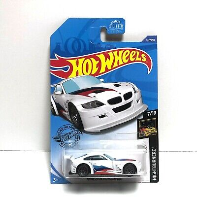 Hot Wheels | 2020 Nightburnerz - BMW Z4 M Motorsport 172/250 | US Case J