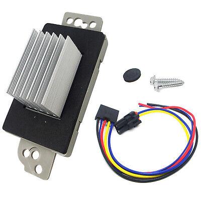 For 2006-2016 Chevrolet Silverado 1500 2500 3500 HD Heater Blower Motor Resistor