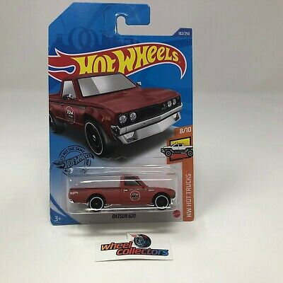 Datsun 620 #182 * JDM Legends * 2020 Hot Wheels Case K * ZE28