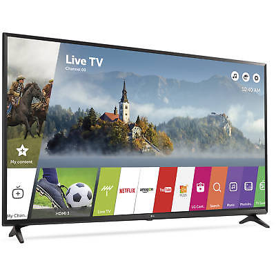 Lg 65  Class 4K  2160P  Smart Led Tv  65Uj6300