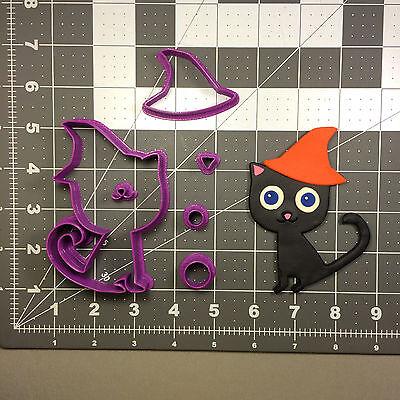 Halloween - Cat 106 Cookie Cutter Set](Halloween Cookies Cat)