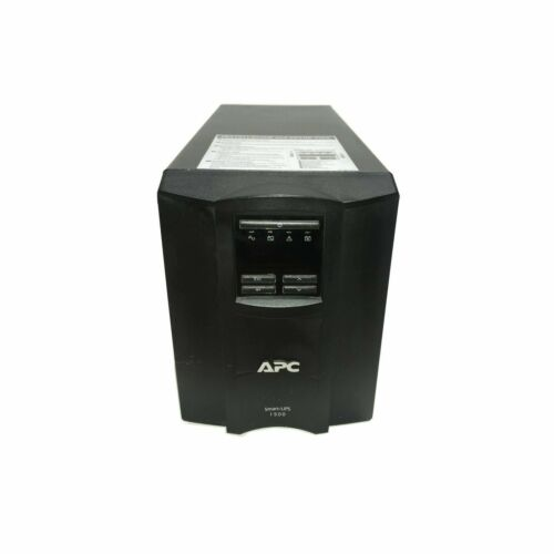 APC Smart-UPS SMT1500 1440VA 1KW 120V 8-Outlet LCD UPS (No Battery)