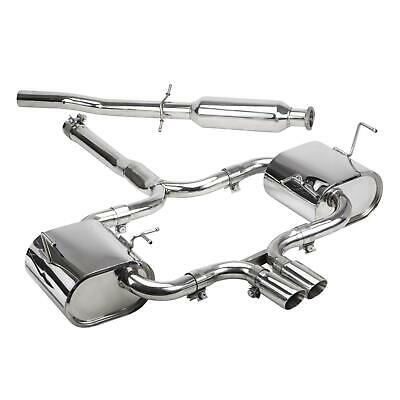 STAINLESS CATBACK 2.5