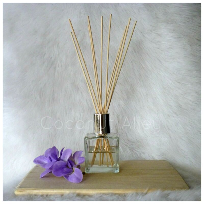 Reed Diffuser Oil, Reeds & Diffuser made by Coconut Alley