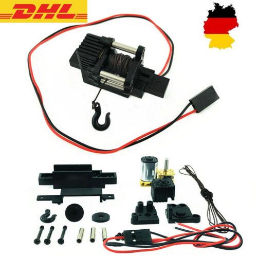 Upgrade Metall Zugstangen Pull Rod Basis Sitz Für WPL C24 C14 C24K 1//16 RC Auto