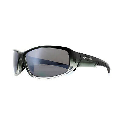 Columbia Sunglasses CBC802 C01 Black Crystal Fade Grey Polarized