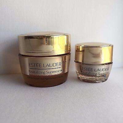Estee Lauder Revitalizing Supreme+ Global Anti Aging Cell Power Creme & Eye Balm