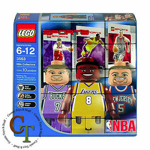 Lego Sports Basketball NBA Collectors 4 (3563)