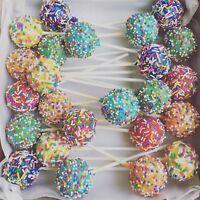 Cake Pops and Desserts