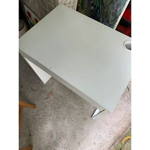 IKEA desk small micke white pickup East lindfield