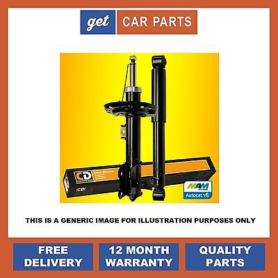 Rear Shock Absorbers x2 for Saab 9-3 2002-2012 CD Brand GS3224R