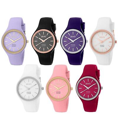 Orologio da Donna LIU JO Luxury SPRINT 36mm in Silicone vari colori