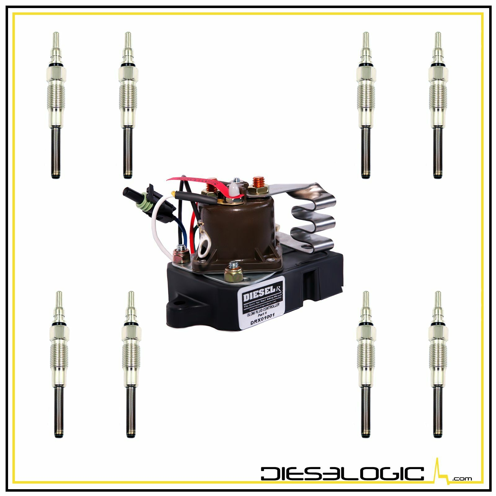 1987-1994 NEW 7.3L,6.9L INJECTOR RETURN LINE KIT FOR FORD E SERIES AND F SERIES