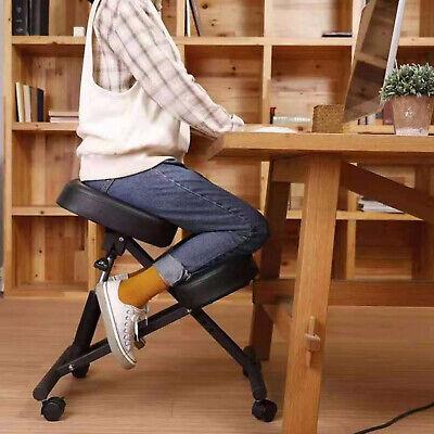 Ergonomic Kneeling Chair Adjustable Home Office Comfortable Posture Correcting
