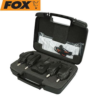 Fox Black Label Mini Swingers Karpfenbissanzeiger Bissanzeiger für Karpfen