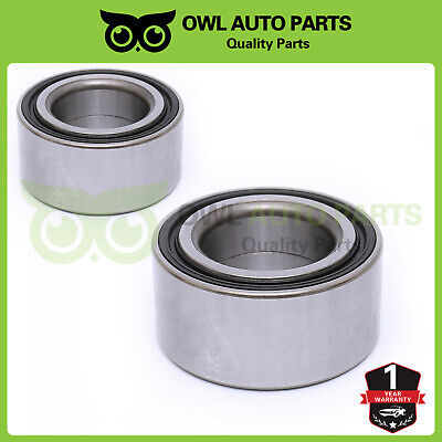 510073 Pair of 2 Front Wheel Bearings for Honda Element Civic Acura TSX TL ILX