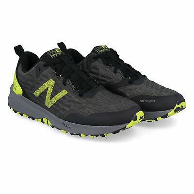New Balance Mens FuelCore Nitrel v3 Trail Running Shoes Trainers Sneakers Black
