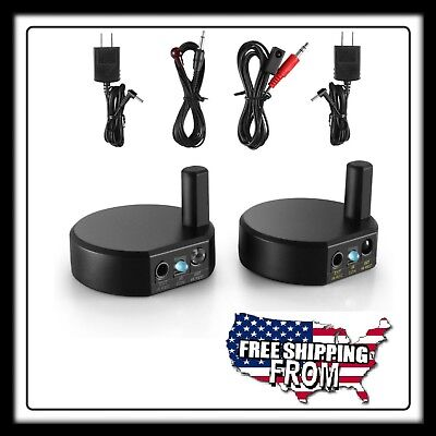 Wireless IR Remote Control Extender Repeater Transmitter Receiver Blaster Expand