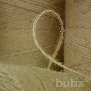 BEST-PRICE-1-2-3-4-PLY-JUTE-TWINE-NATURAL-HESSIAN-STRING-SISAL-SHABBY-CHIC-REEL