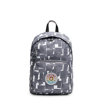 Kipling Ridge Printed Backpack Urban Blocks R