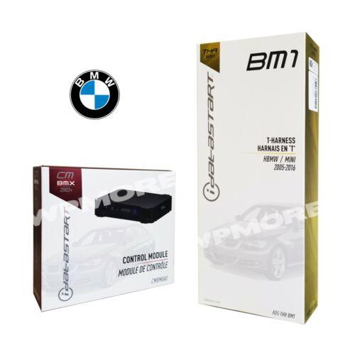 iDatastart BMX CMBMXA0 Module + ADS-THR-BM1 T-Harness for BMW MINI 05 -16 models