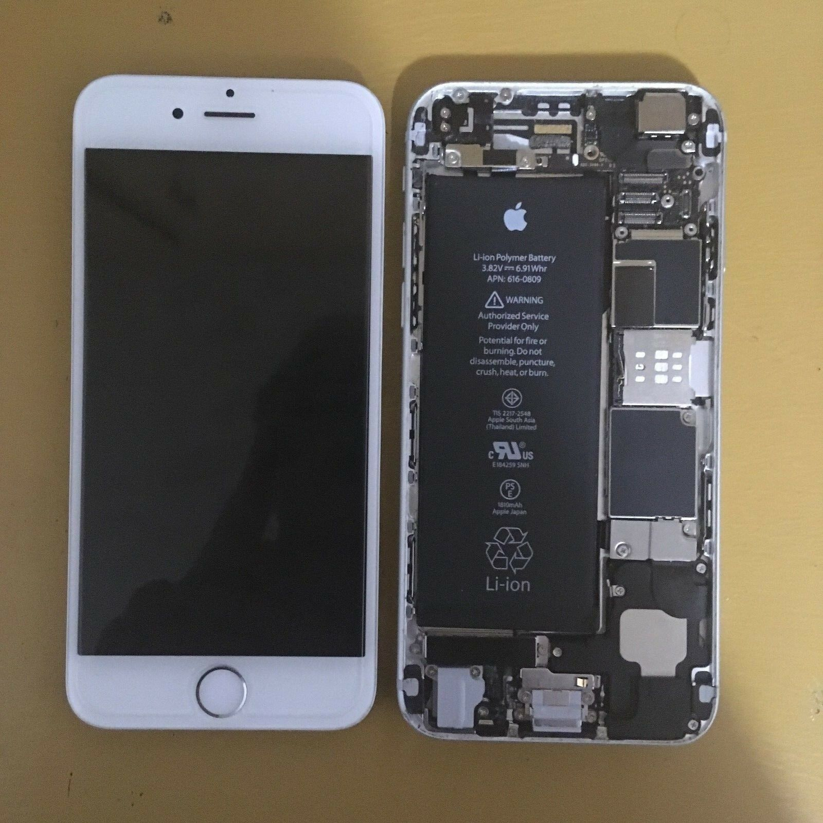 IPhone 6 6S LCD Display Screen Digitizer Repair Service OEM - $35.00