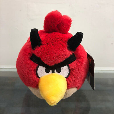 Angry Birds Seasons Halloween Devil Red Bird 5
