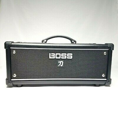 BOSS KTN-HEAD Portable Katana 100W Guitar Amplifier Head