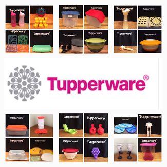 Tupperware - starting at $3