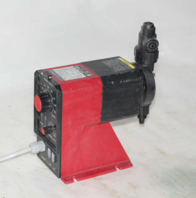 Pulsafeeder   Metering Pumps   Surplus Industrial Equipment