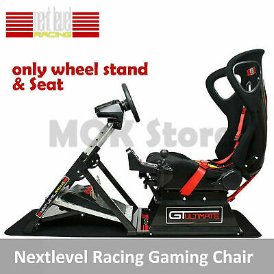 New Next Level GT Ultimate Racing Simulator Cockpit Gaming Chair