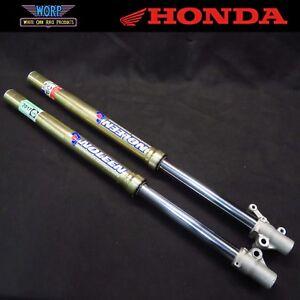 2007 96-07 Honda CR85 CR80 Front Forks Shocks Suspension CR80RB CR85RB
