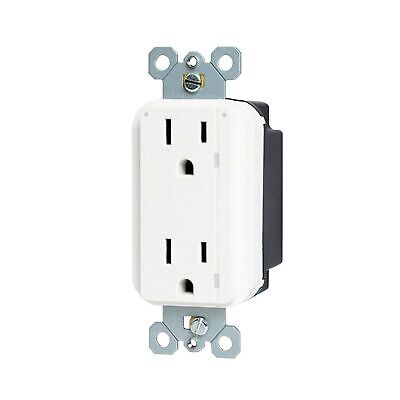 ConnectSense Smart In-Wall Outlet, WiFi Connected Electrical Smart Wall Socke...