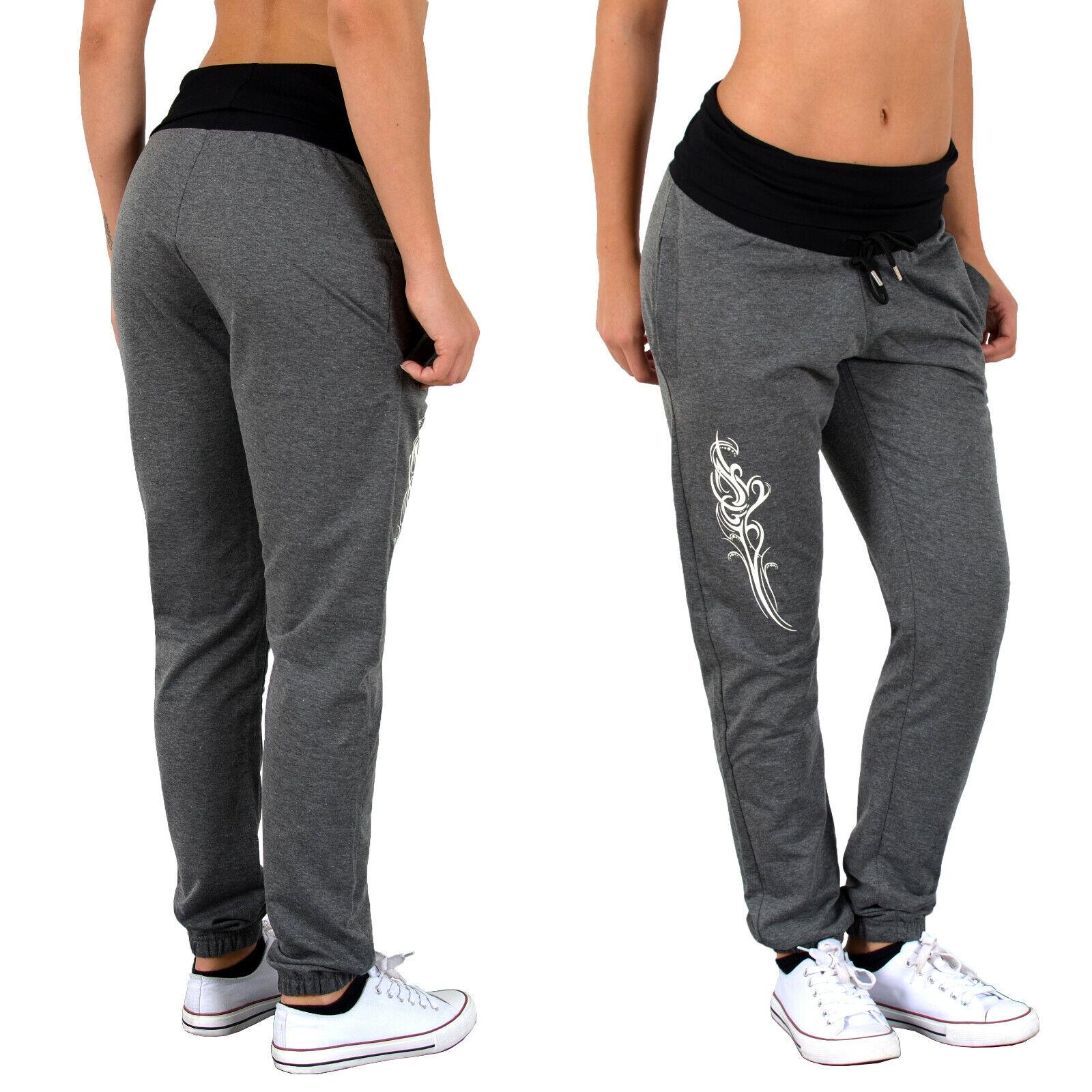 Damen Sport Hose Fitness Jogging Sport Freizeithose für Damen J480