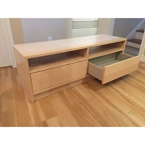IKEA Furniture: TV Stand, Bookshelf, Night Table, DVD Tower