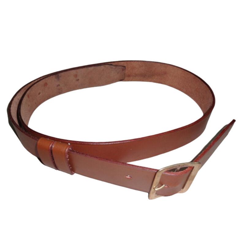 WW1 1903 Pattern Belt/AIF Belt/Light Horse Mounted Pattern Belt Mid Brown z409