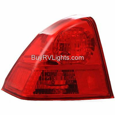NEWMAR MOUNTAIN AIRE 2004 2005 2006 LEFT DRIVER TAIL LIGHT TAILLIGHT LAMP RV