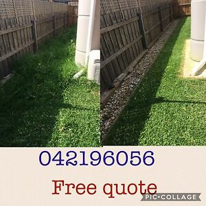 Lawn Mowing and Gardening West Footscray Maribyrnong Area Preview