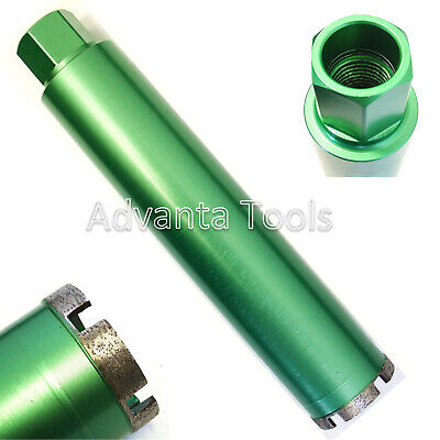 2 Wet Diamond Core Bit For Drilling Wire Mash Light Steel Reinforced Concrete