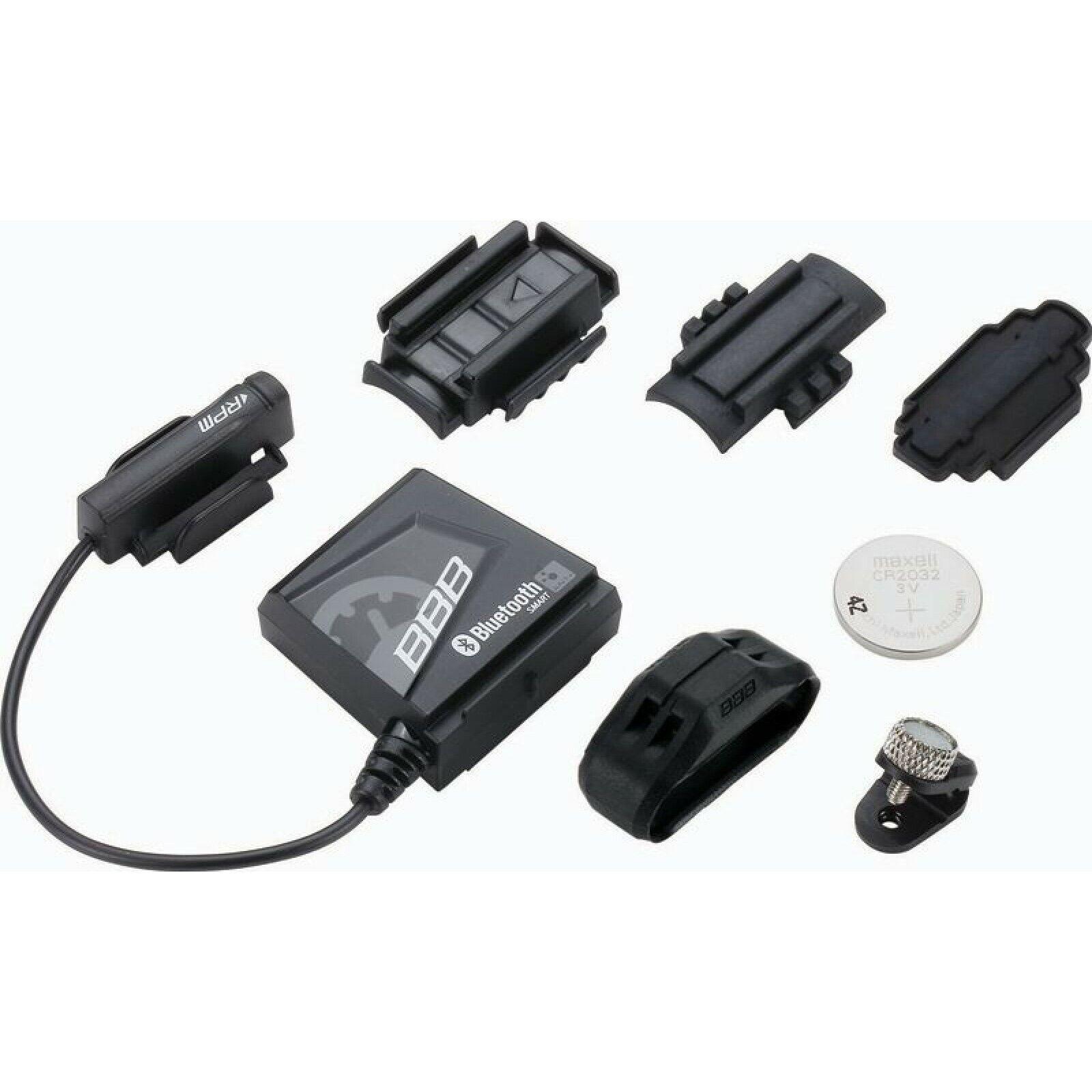CYCPLUS Kabellos bluetooth Fahrrad Geschwindigkeitsmesser Speed Sensor