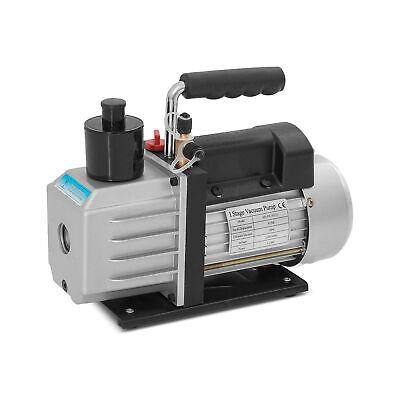 5cfm Rotary Vane Deep Vacuum Pump 12hp Hvac Ac Air Refrigerant R410a R134 R134a