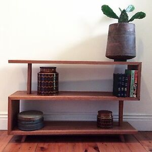 Beautiful mid century retro bookcase display shelf. Mosman Mosman Area Preview